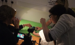 stop motion animation course