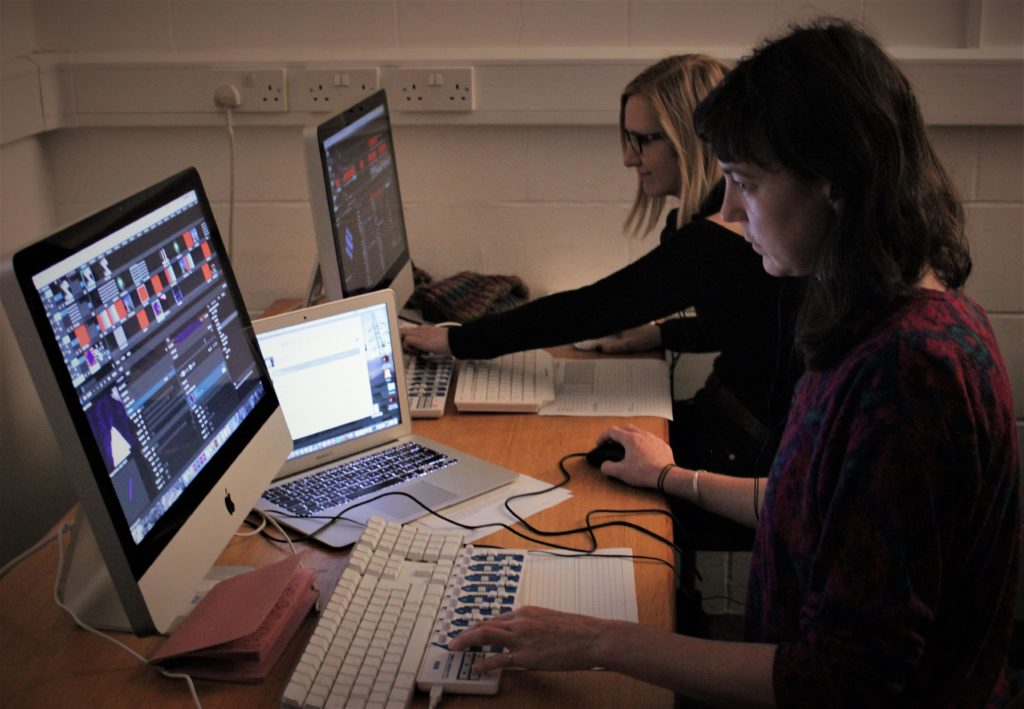 Creative VJ course at Film Oxford