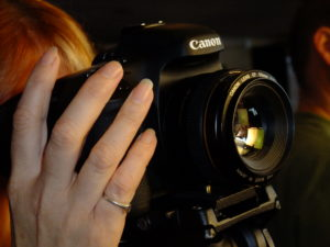 DSLR cinematography course at film oxford