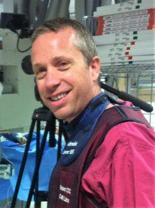 John Hunt, tutor DSLR cinematography course at film oxford