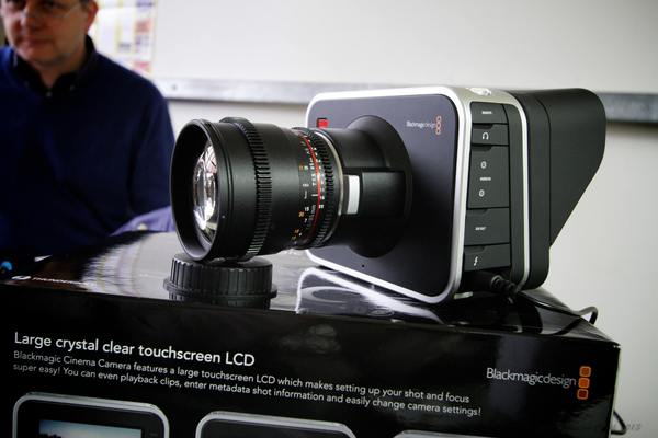 New Blackmagic Camera course - Film Oxford