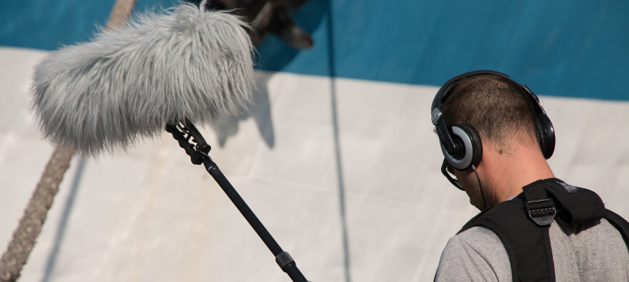 Film Oxford Location Sound Recording weekend course