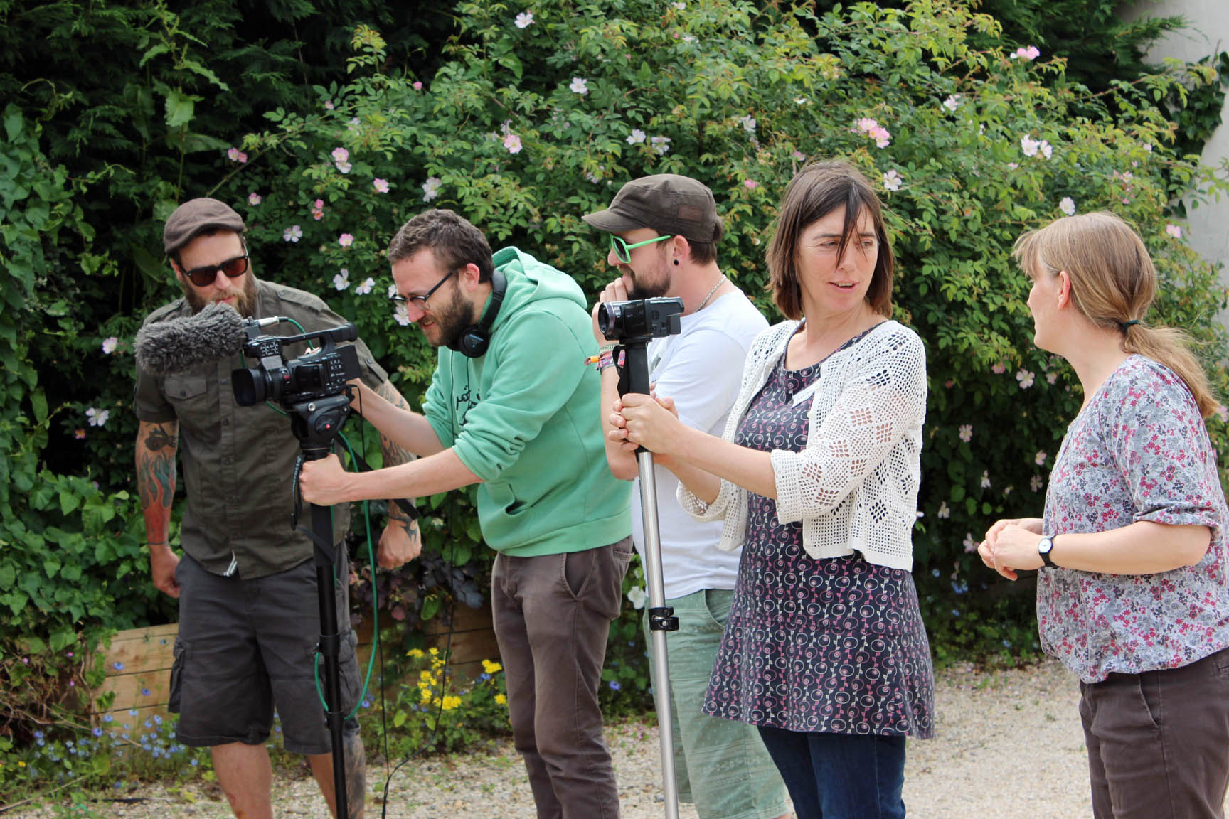 3 Day video Production course at Film Oxford