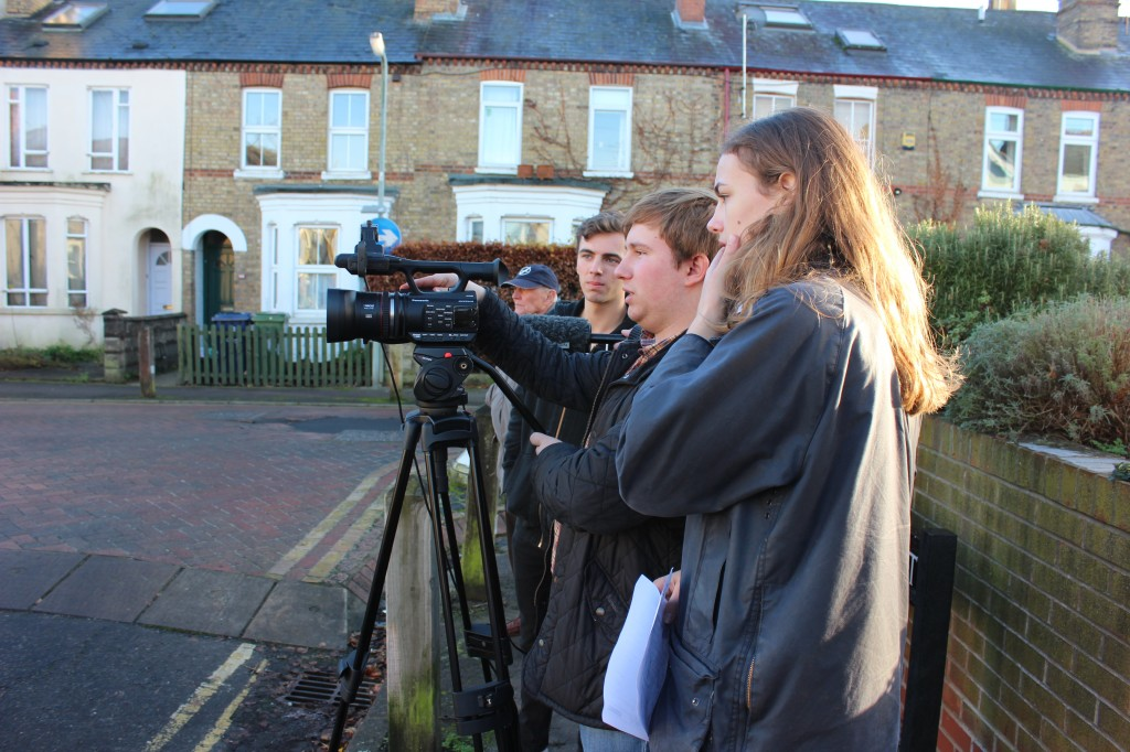 Introduction to Digital Video short coutrse - Film Oxford