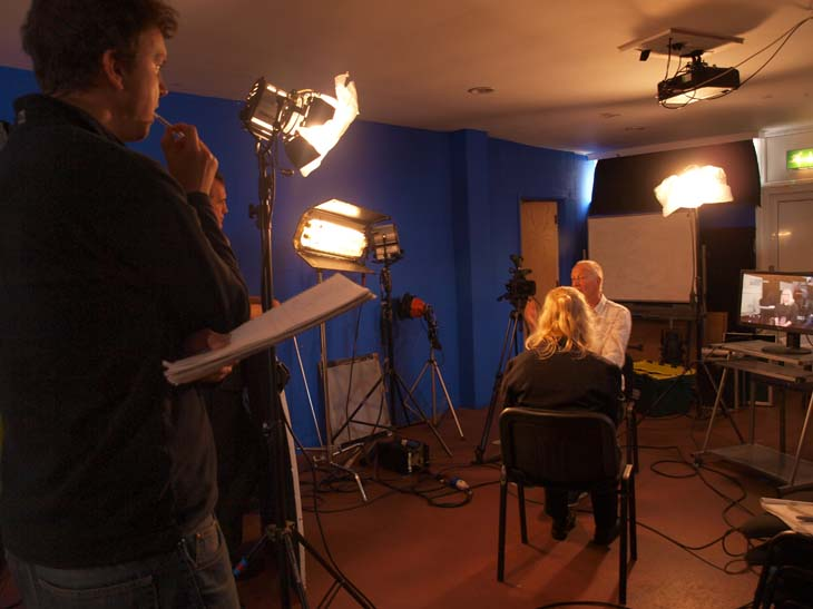 Camera course at Film Oxford