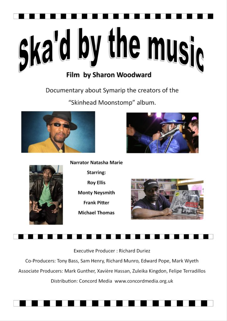 Ska'd by the Music film by Sharon Woodward. Symarip.