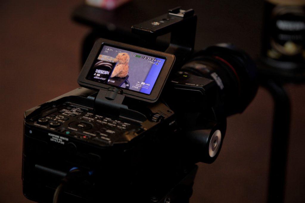 video camera course film