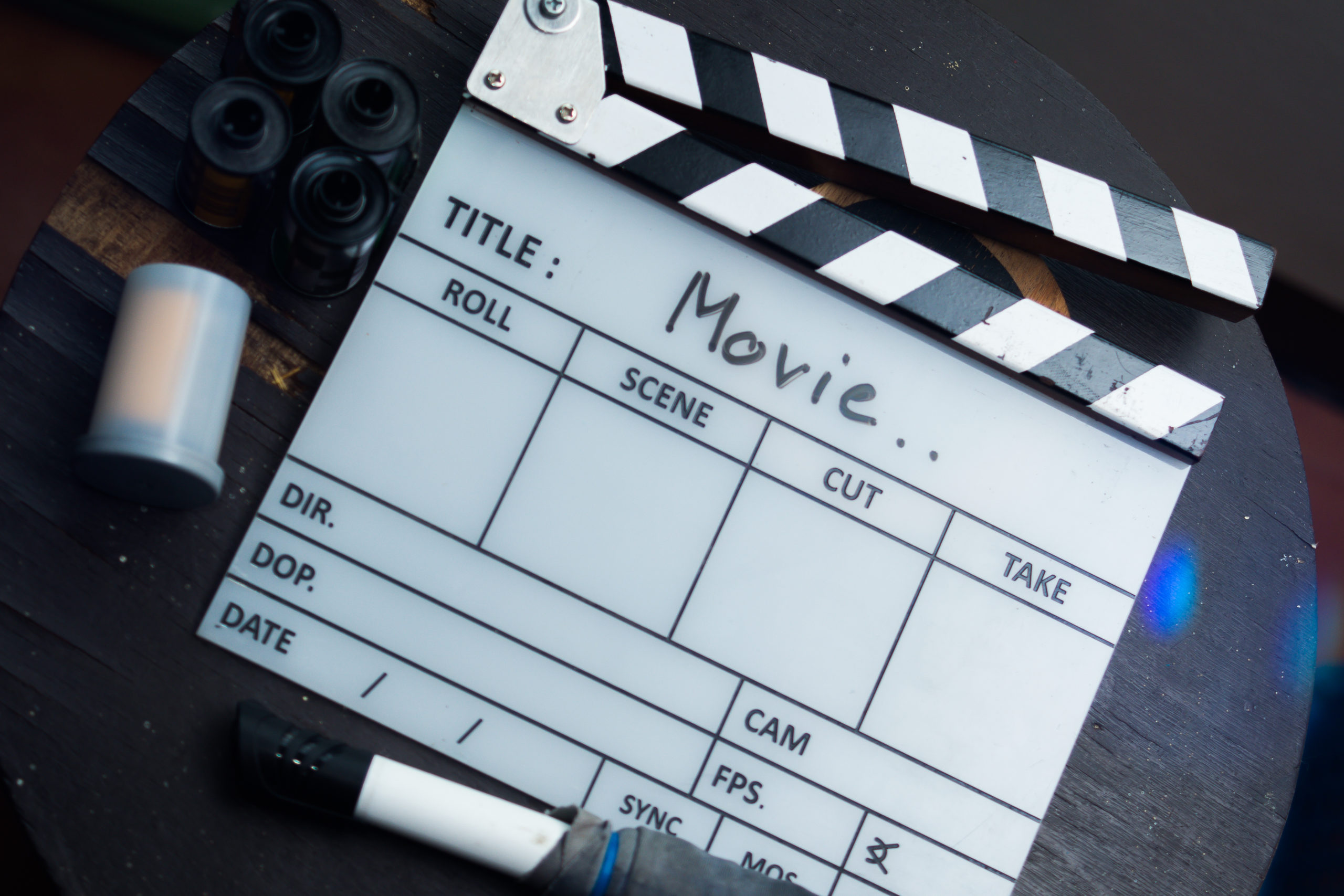 Directing Drama for film & TV - classroom based course at Film Oxford
