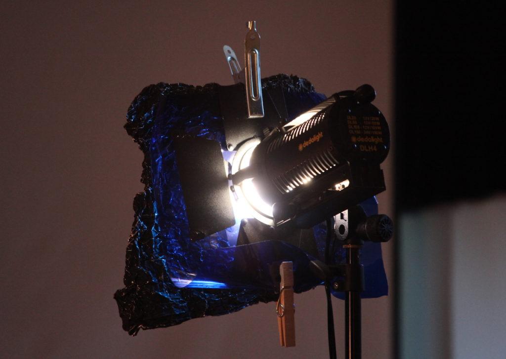 lighting Workshop - Film Oxford