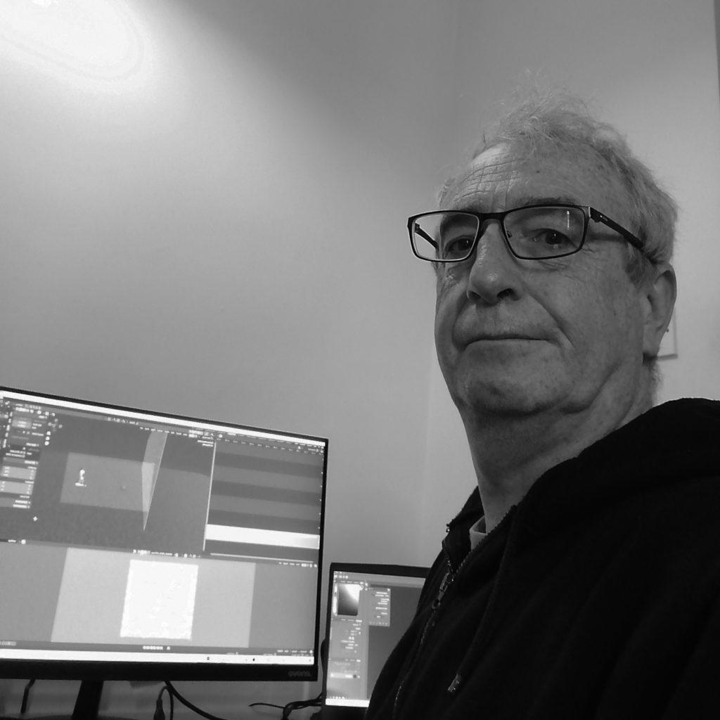 Al Kenny - Blender 3d online course - Film Ocgord