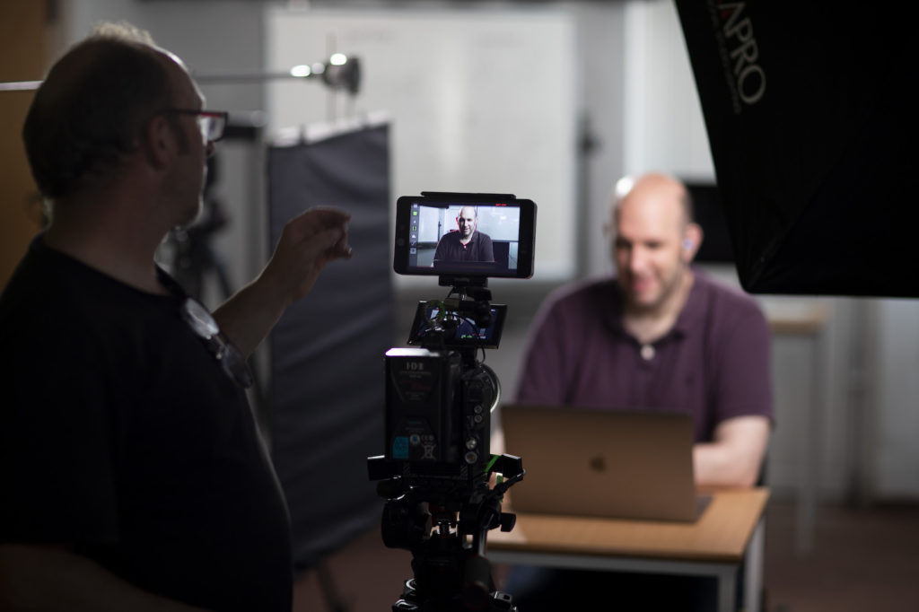 Digiotal Video for photographers - online course - John Hunt